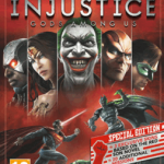 Carátula Pack Hijo Rojo para Injustice: Gods Among Us Xbox 360