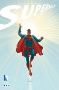 Portada All-Star Superman de ECC