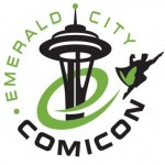 Logotipo de la Emerald City Comicon