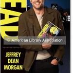 Jeffrey Dean Morgan en la nueva campaña de la ALA