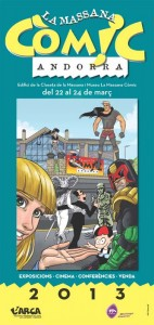 La Massana Comic 2013