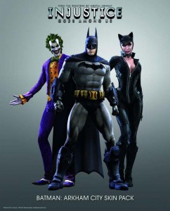 Pack Arkham City de Injustice: Gods Among Us