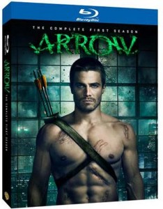 Arrow en Blu-ray