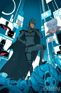 Batgirl en Batman Beyond