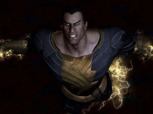 Black Adam en Injustice: Gods Among Us