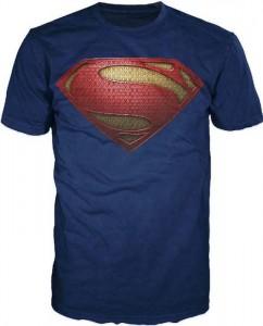 Camiseta oficial de El Hombre de Acero