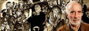Documental de villanos narrado por Christopher Lee