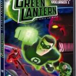 DVD 1 de Linterna Verde: La Serie Animada