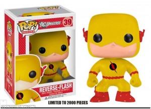 Reverse-Flash de Funko