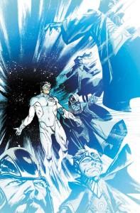 Green Lantern: The New Guardians Nº 21
