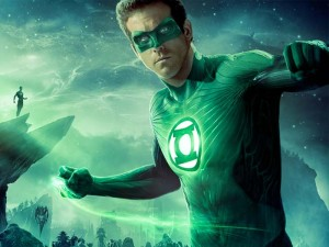Ryan Reynolds como Green Lantern
