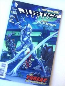 Justice League Nº 18