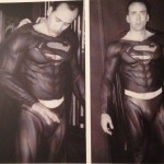 Nicolas Cage en Superman Lives