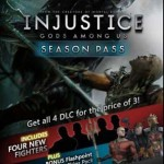 Pase de temporada de Injustice: Gods Among Us