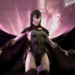 Raven en Injustice: Gods Among Us