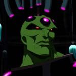 Brainiac en Superman: Unbound