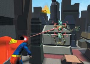 Juego Man of Steel de Xbox
