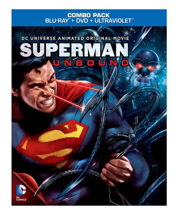 Cine y series de animacion Superman-Unbound