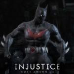 Traje alternativo de Batman del Futuro para Injustice: Gods Among Us