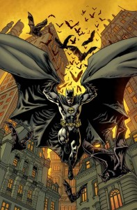 Batman Inc. por Yanick Paquette