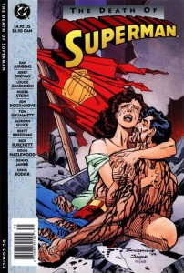 Death of Superman Nº 12