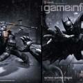 Portada de Game Informer anunciadno Batman: Arkham Origins