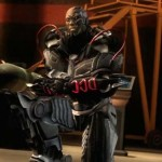 Traje alternativo para Cyborg en Injustice: Gods Among Us