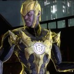 Traje alternativo para Siniestro en Injustice: Gods Among Us