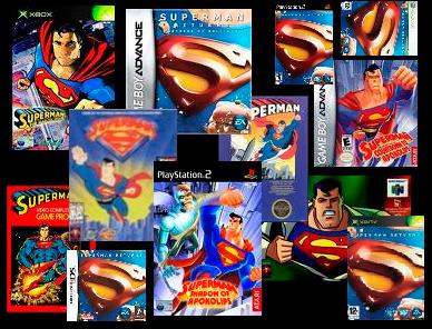 Superman en nuestras vidas Captulo 2 Los videojuegos  Todas