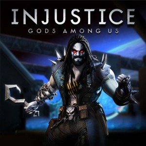 Lobo en Injustice: Gods Among Us