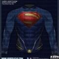 Réplica del traje de Superman en El Hombre de Acero