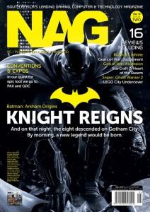 Batman: Arkham Origins en la revista NAG