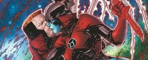 Red Lanterns Nº 22