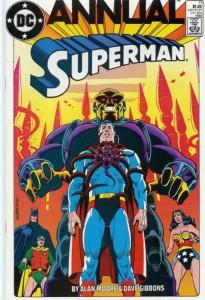 Superman Annual Vol. 1 Nº 11