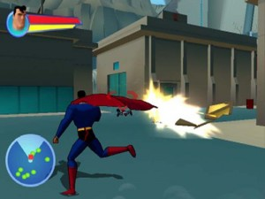 Superman Shadow of Apokolips