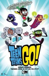 Póster de Teen Titans Go!