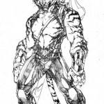 Tigre de Bronce