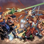 DC Universe Vs. The Masters of the Universe