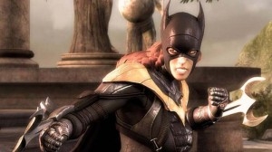 Batgirl en Injustice: Gods Among Us