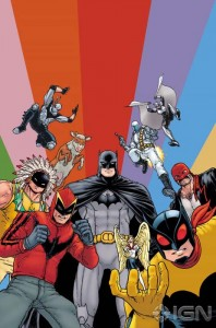 Batman Incorporated Special Nº 1