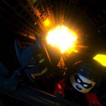 Batman y Robin en LEGO Batman: The Movie