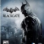 Carátula de Batman: Arkham Origins - Blackgate para Vita