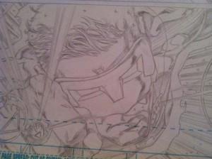 Kyke Rayner de Brad Walker en Green Lantern: New Guardians