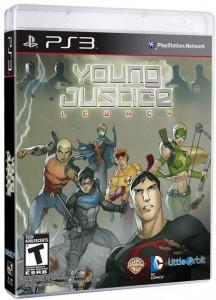 Carátula de Young Justice: Legacy