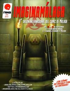 Cartel de Imaginamálaga 2013