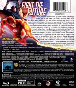 Contra de Justice League: The Flashpoint Paradox