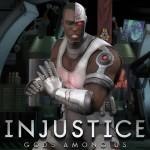 Cyborg de Teen Titans Go! de Injustice: Gods Among Us