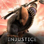 Deathstroke de Young Justice de Injustice: Gods Among Us