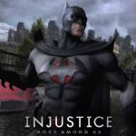 Batman de Flashpoint de Injustice: Gods Among Us