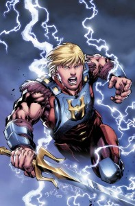 He-Man and the Masters of the Universe Nº 4